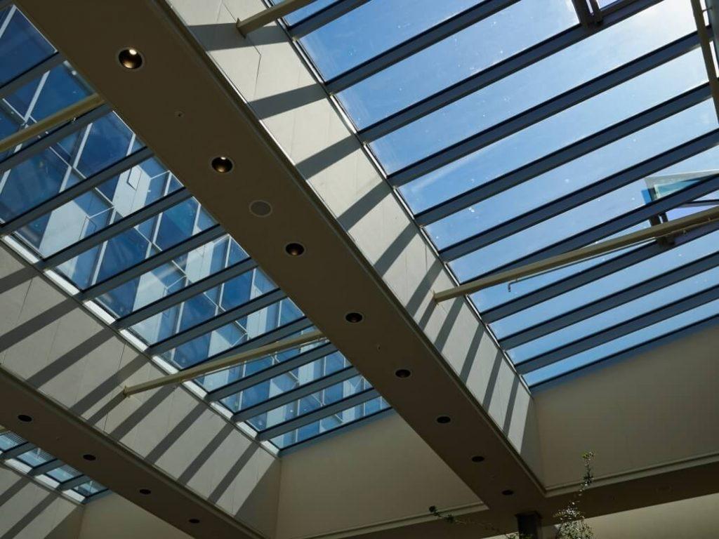 RoofGlassPanelsCleaning