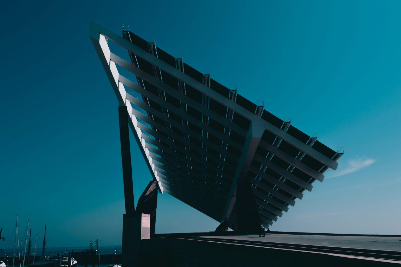 Solar Panel Close